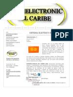 SISTEMA ELECTRICO REGULADO - Empresa de Ingeniería Eléctrica y Electrónica