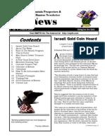 RMPTH MARCH 2015 NEWSLETTER