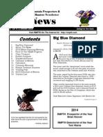 RMPTH  JANUARY 2015 NEWSLETTER