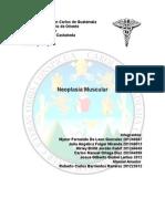 Neoplasia Muscular