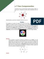 Átomo Y Sus Componentes