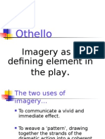 Othello - Imagery