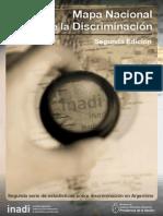 Mapa de La Discriminacion Segunda Edicion