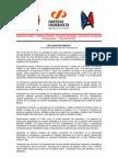 Declaración Pública - PH - MIR - Soc. Allendistas - 19 Abril 2015