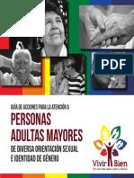 Guia de Atención para Personas Adultas Mayores LGBT