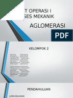 Unit Operasi i - Aglomerasi