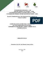 Dissertação - Praticas Contábeis Comparativas