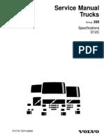 volvo d12 workshop manual less specifications abby pdf bearing rh scribd com Volvo D12 Fuel Pump Location volvo d12 engine workshop service manual