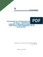 Programa de Formación Gerencial Deyny Yélamo