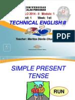 Ayuda 1.3. Simple Present Tense