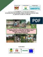 Aspectos sociais e hidropedológicos do Riozinho do Rola_Acre