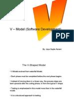 V Model of Software Testing