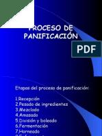 Proceso Panificación