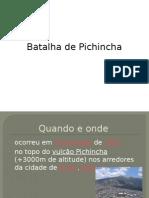 Batalhia de Pichinca(Final)