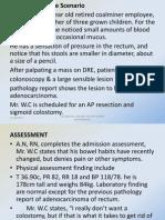 Nursing Care Plan of Colorectal Patient