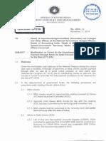 Circular Letter No. 2014-10