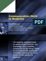 Communication BadNews2013