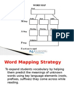 word mapping
