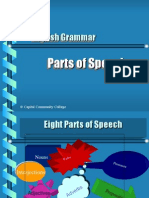 All Grammer - 8 Parts