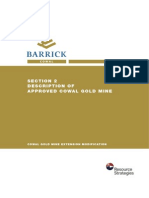 Section 2 - Description of Approved Cowal Gold Mine