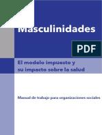 Masculinidades_El Modelo Impuesto_impacto Sobre La Salud_Huberman