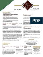 resume forum initiatives coordinator loos