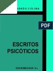 Escritos Psicóticos [Fernando Colina]