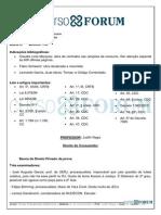 Treinamento Defensoria 2014 Online Consumidor Aula 01 19.07.14