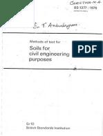 BS 1377_1975_Soil for Civil Engineering Works