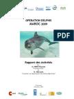 Operation Delphis Maroc 2009 Rapport Final