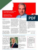 Newsletter Januar 2010