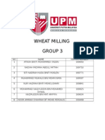 Wheat Milling