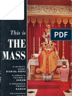 This is the Mass (1960) Sheen