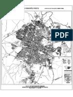 Mapa de Equipamentos Urbanos de Ribeirão Preto, SP