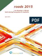Crossroads 2015