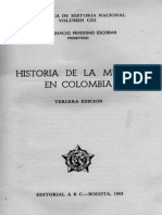 José Ignacio Perdomo Escobar - Aborígenes - Instrumentos