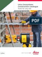 Leica Construction Catalogue