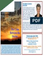 April Flyer April 29