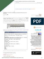 Habilitando o Suporte à Acentuação No Prompt Do DOS Para Uso Do SQL_Plus_Oracle Blog