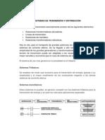 Apuntes de Clase Lineas de Transmision - cálculos eléctricos y mecánicos de una línea