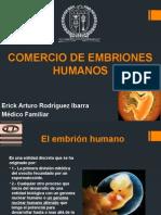 Comercio de Embriones Humanos