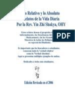 Relativo Absoluto Libro Completo 9-26-06