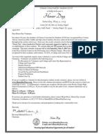 volunteer letter 2015