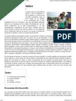 Desarrollo Económico -