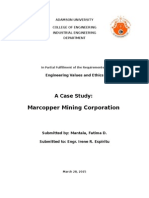 Marcopper Mining Disaster