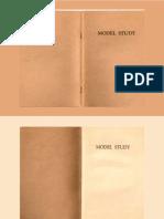 1937 Model Study