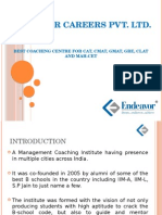 Endeavor Careers Pvt. Ltd - Company Info.