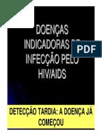 5 Doenas Indicadoras de Infeco Pelo Hiv-Aids.terezinha