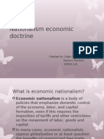 Nationalism Doctrine