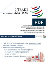 WTO - Global Business Environment